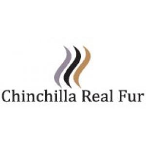Chinchilla Real Fur