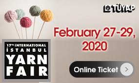 27-29 февраля 2020 г. Стамбул Ярмарка пряжи.