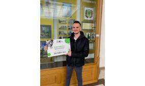 У Харкові відбулось нагородження переможця конкурсу креативних проектів Createv Kharkiv