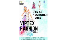 15 - 18 октября 2019 VIPTEX FASHION