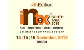 Международная выставка Intex South Asia увеличивается в геометрической прогрессии из года в год.