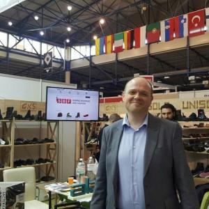 3-6 апреля 2018 Expo Shoes