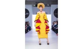 Творческий путь молодого дизайнера одежды Виктории Маслий