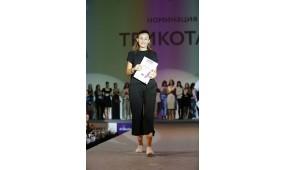 Інтерв'ю з Макогонюк Інга – переможець номінації Трикотаж. IV Конкурсу New Fashion Zone