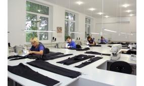 Швейна фабрика Alma Keim