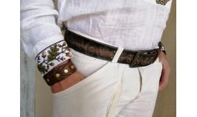 Ремни - обязательная часть гардероба любого мужчины.