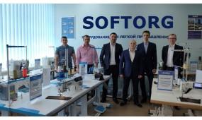 Компанія Софторг відкрила шоу-рум у першій столиці України