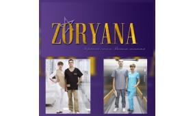 ТМ «Zoryana» .Фирменный стиль в одежде – залог успешности бренда